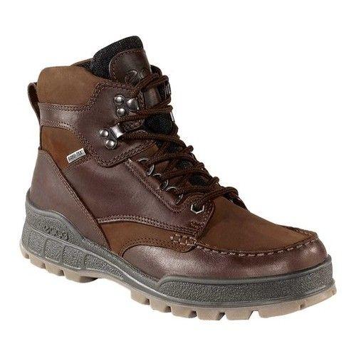 Men's ECCO Track II High GORE TEX BisonBison Boots