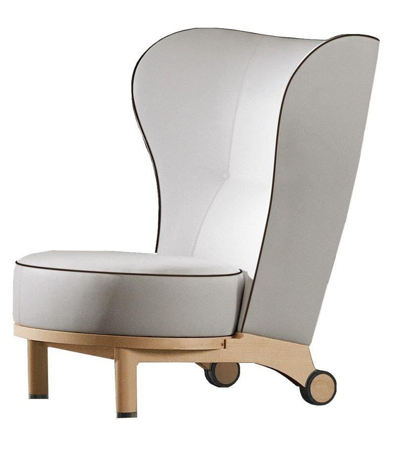 Rea Swivel Wing Chair
