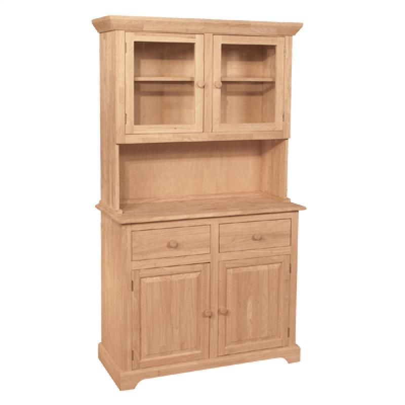 Good Wood In Charleston Sc Two Door Hutch And Buffet