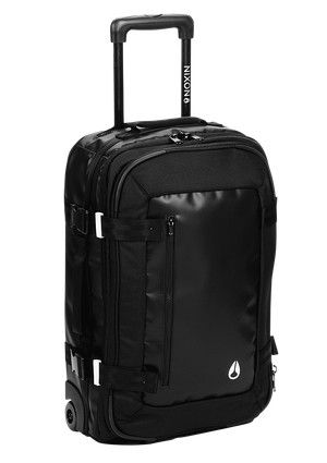 Concept Carry-On Travel Bag - Black | Nixon Mens Bags -