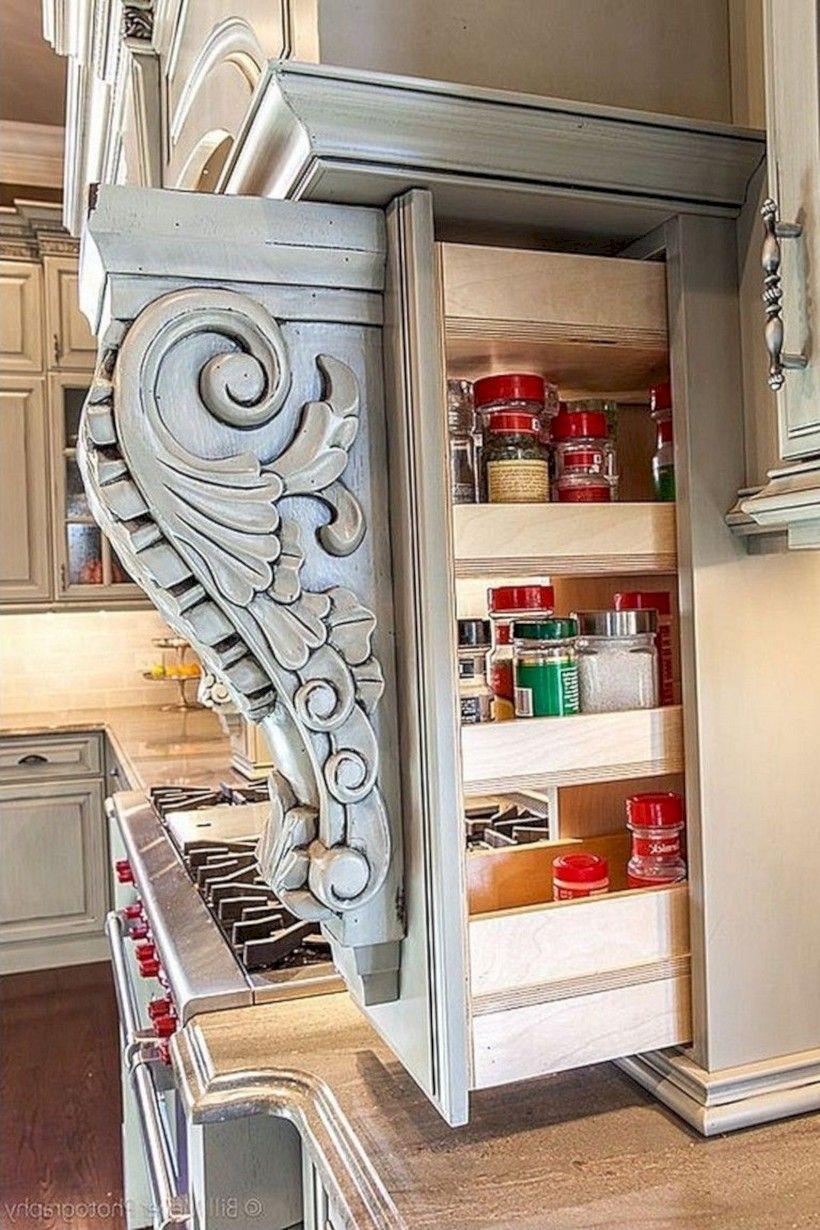 40 Creative Hidden Kitchen Storage Idea You Must Have Kitchen