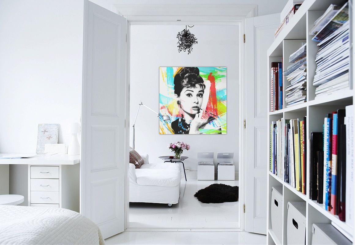 White bedroom wall art design ideas pinterest white