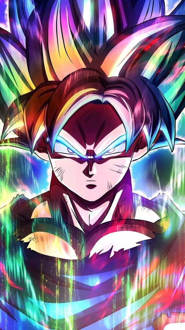 Epingle Par Paul Helen De Vasselot Sur Manga Fond D Ecran Goku Dessin Goku Coloriage Dbz
