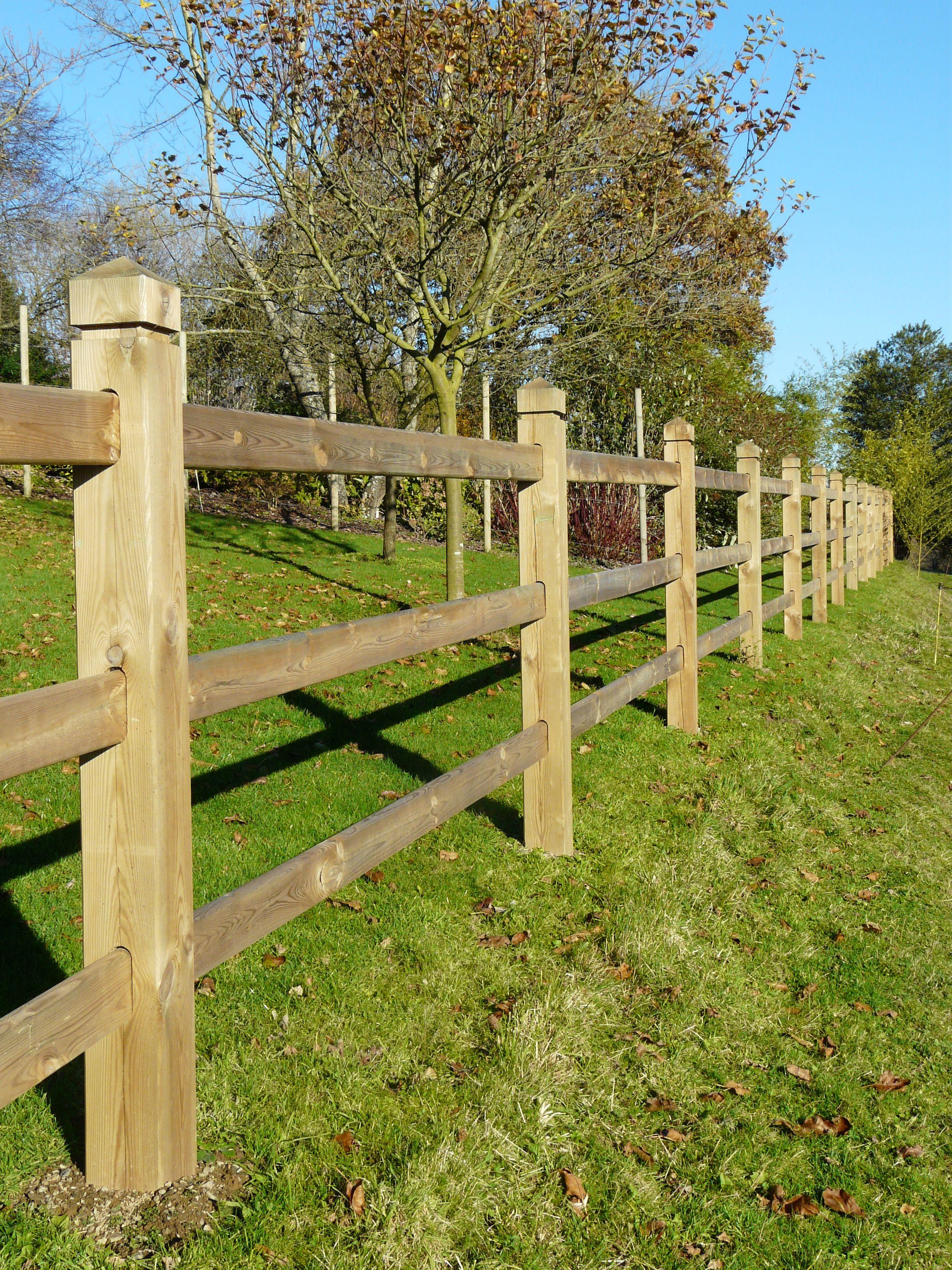 Petite Cloture De Jardin Blanche clôture bois pour chevaux | cloture bois, cloture bois