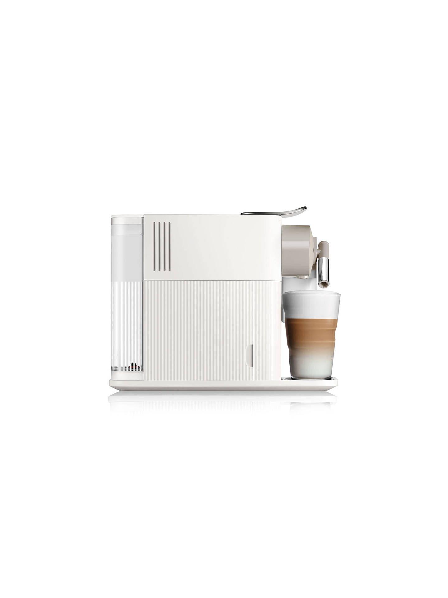 Nespresso Lattissima One Coffee Machine White Coffeetea