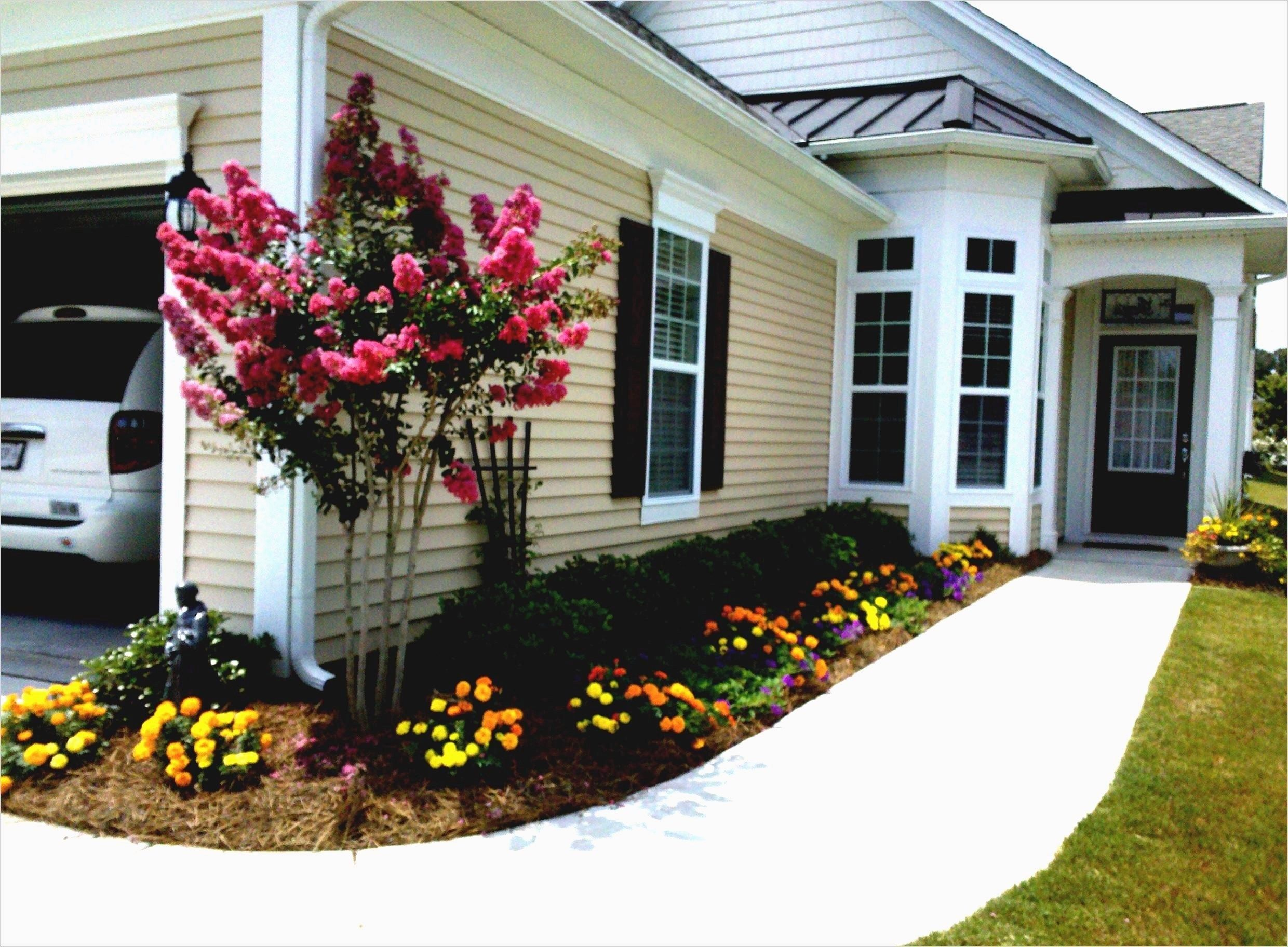 landscaping ideas on a budget 10 | Small front yard ... on Yard Ideas On A Budget id=25244
