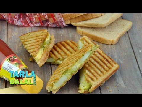 Potato cheese grilled sandwich video by tarla dalal hindi recipe potato cheese grilled sandwich video by tarla dalal hindi recipe video indian and international cooking videos tarladalal forumfinder Gallery