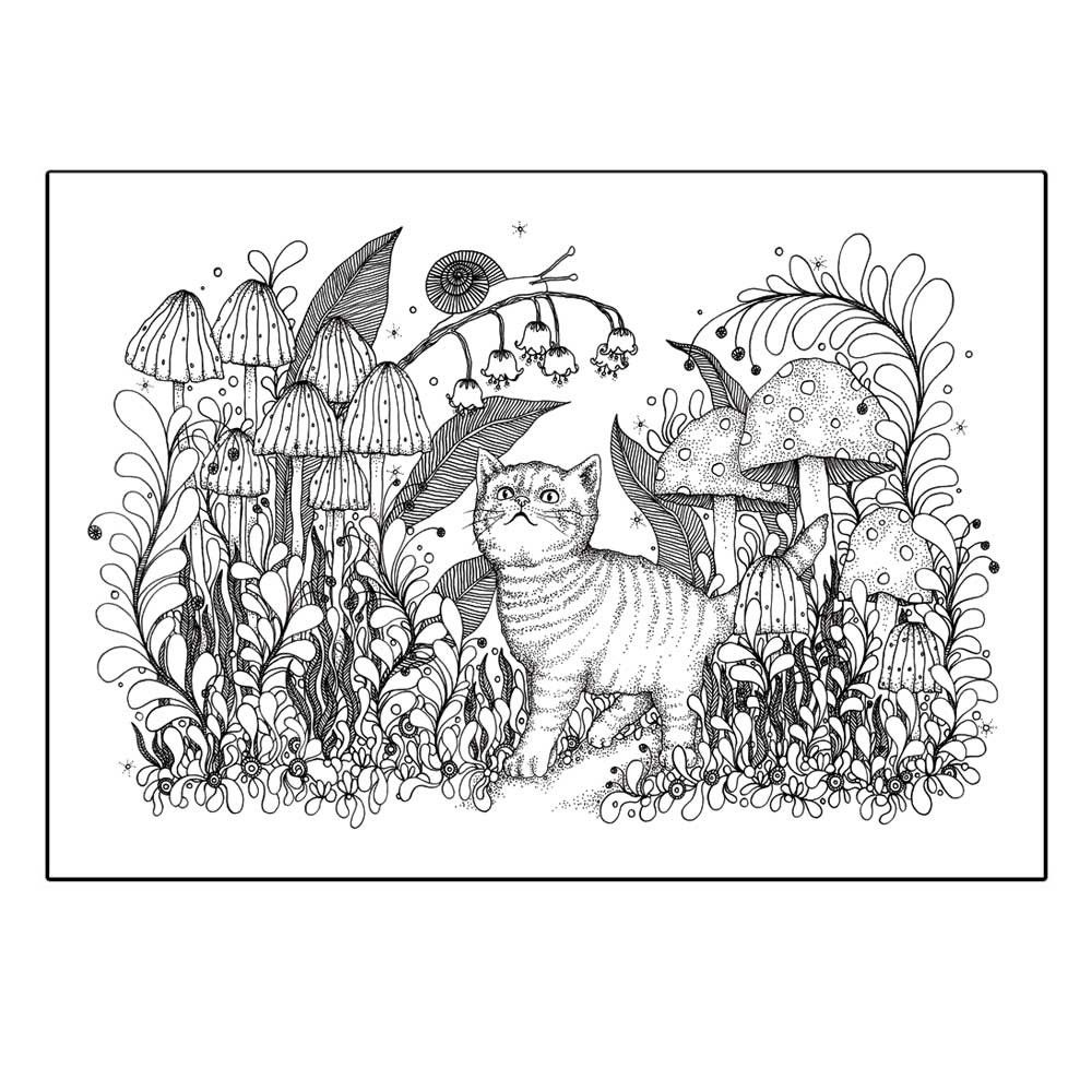 Brave Poster By Hanna Karlzon Shop Animal Coloring Pages Cool Coloring Pages Coloring Books