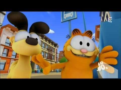11 min 57 garfield cie donnie gloria et moi youtube dessin anim animation film - Garfield et cie youtube ...