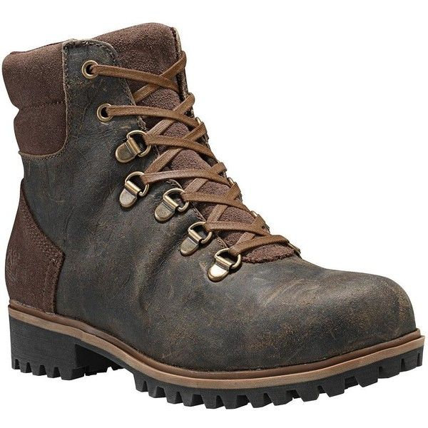 Timberland Women's Wheelwright Waterproof Full Grain Leather Lace-Up...  ($180)