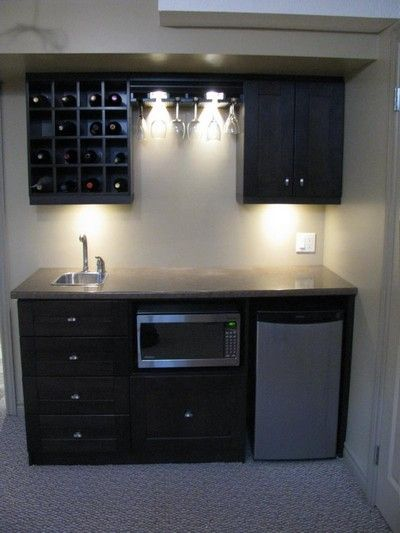 Black cabinets wet bar wet bar cabinets black friday furniture deals 2013 discount - Wet bar cabinets ...