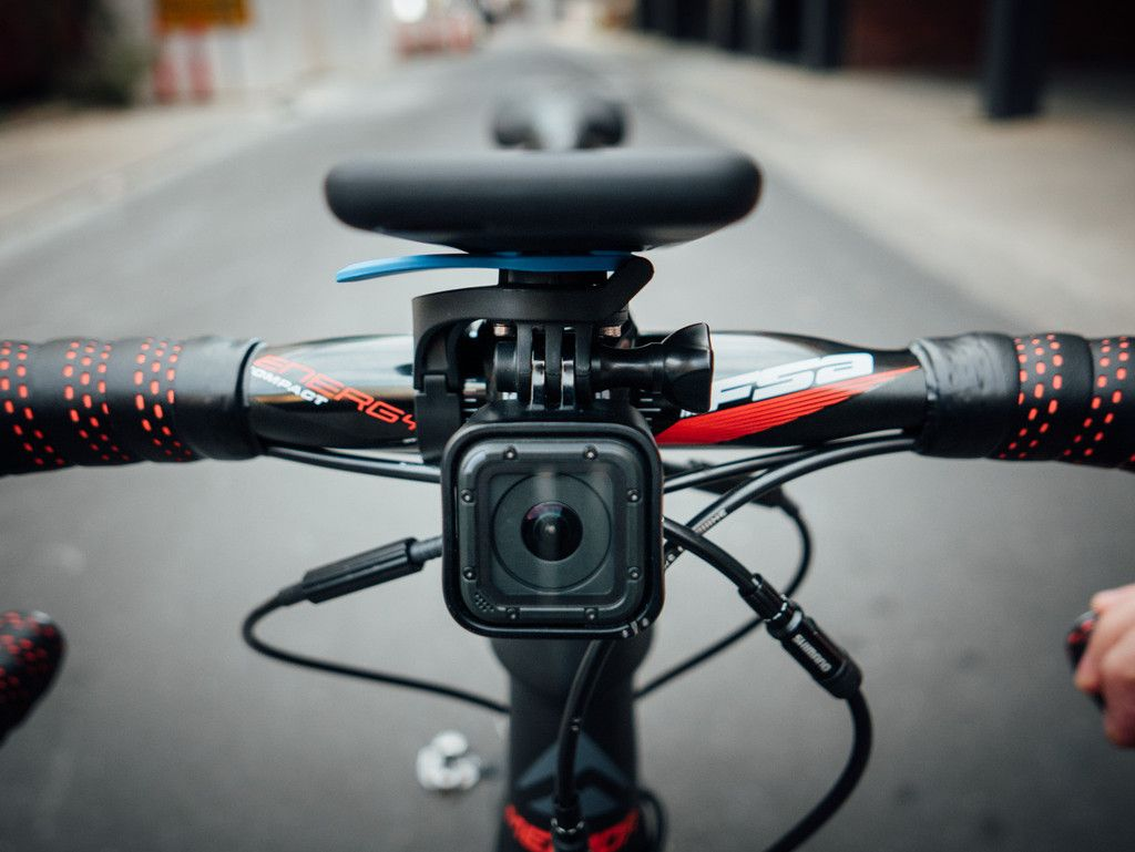 Cycling Out Front Mount Quad Mounting Gopro