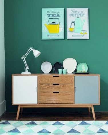 Peinture  relooker ses meubles pour pas cher Buffet, Mid century