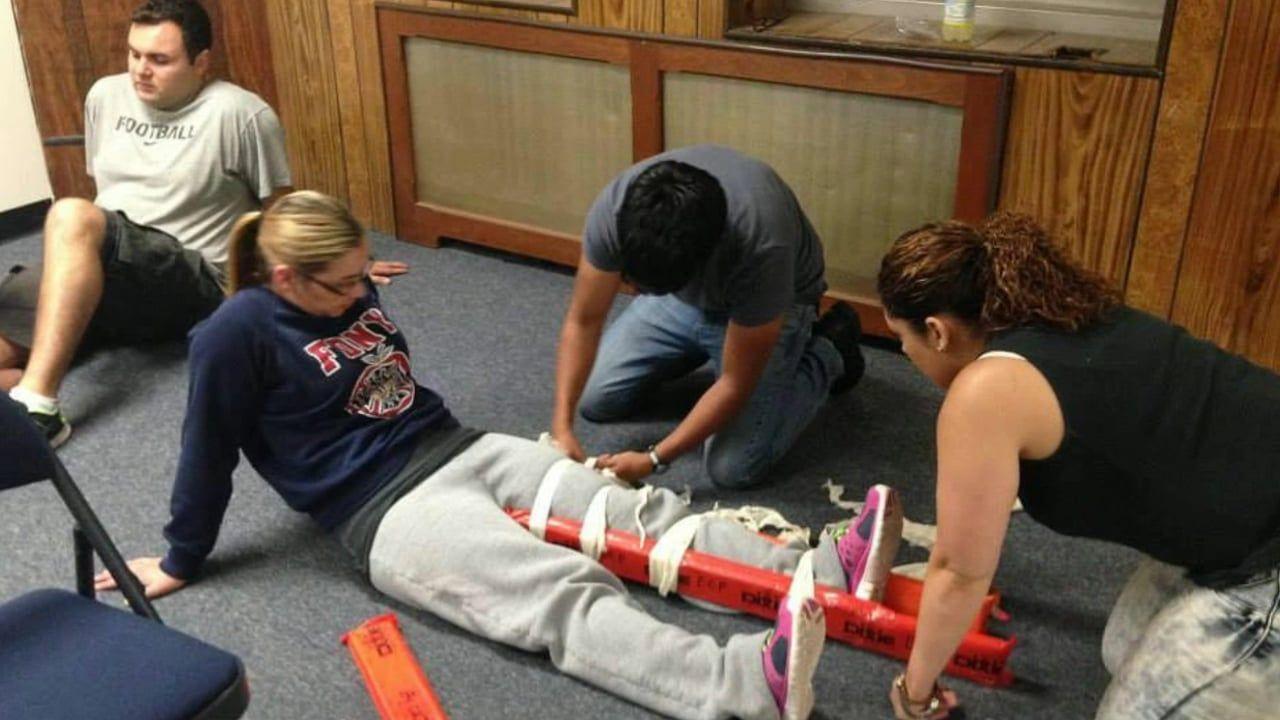 EMT Training Classes New York Medical training