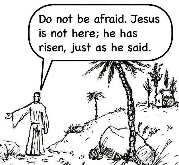 FREE Jesus comic book tells the gospel story in words and