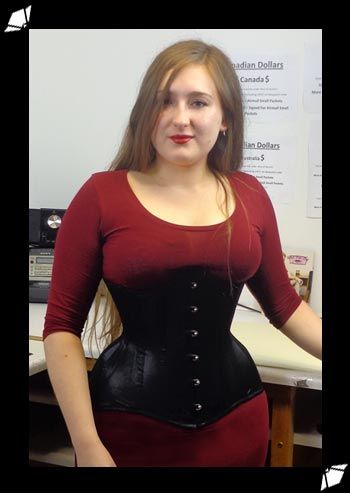 13925d81fe What Katie Did s new waist training Vamp Corset