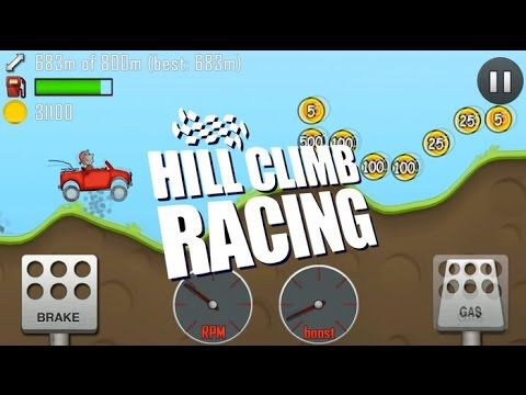 Juego Hill Climb Racing para Android Hill climb racing