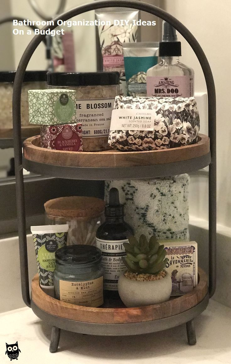 Great Bathroom Storage Solutions and Organization Ideas #bathroom #Bathroomorganization #bathroomorganizationdiy