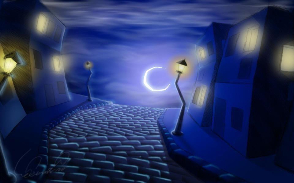 """""""La noche sugiere, no enseña. La noche nos encuentra y nos sorprende por su extrañeza; ella libera en nosotros las fuerzas que, durante el día, son dominadas por la razón"""""""
