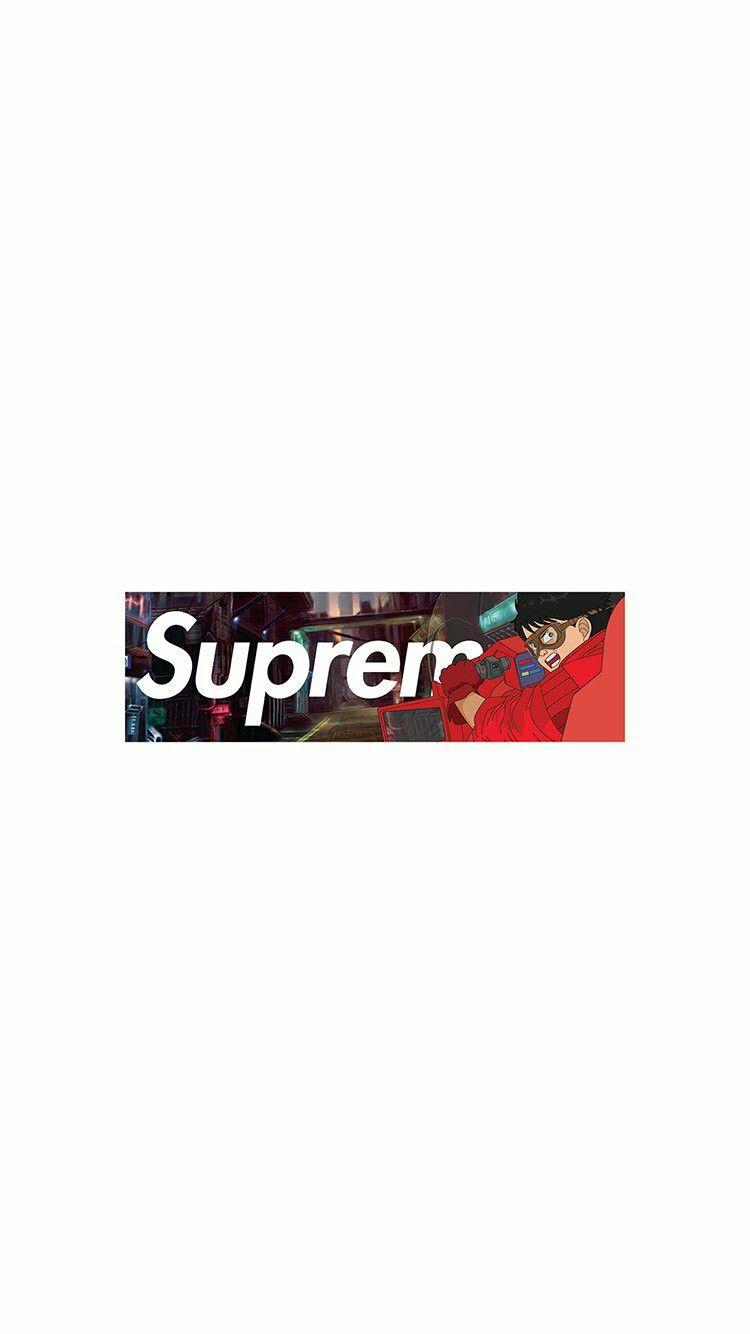 Supreme X Akira Wallpaper Iphone 用壁紙 アキラ Akira アキラ