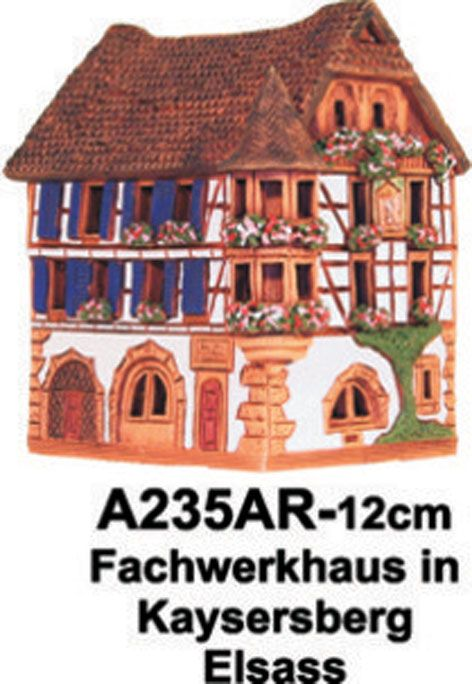 "Haus in Kaysersberg Elsass, das schöne Fachwerkhaus ""Loewert"" aus dem 16.Jahrhundert 65 Rue du Général de Gaulle, 68240 Kaysersberg, Франция"