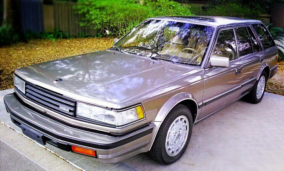 1984 nissan maxima station wagon