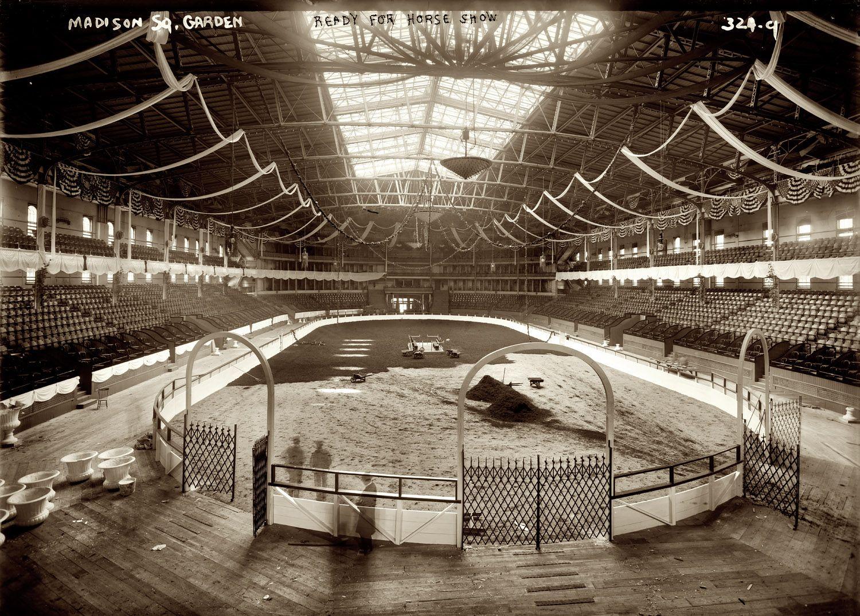 Madison Square Garden | Madison Square Garden 1908 | New York ...
