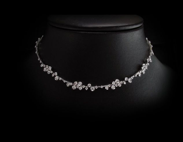 diamond necklaces Google Search jewelry Pinterest Diamond