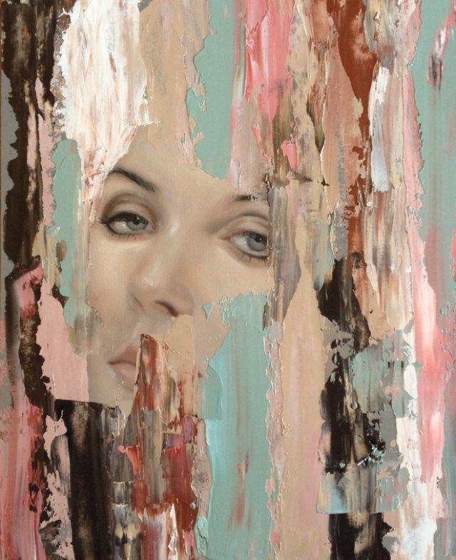 pinturas óleo sueño Meredith Marsone 6
