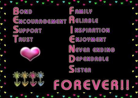 Best Friends Forever Image Scraps For Orkut Facebook Friends