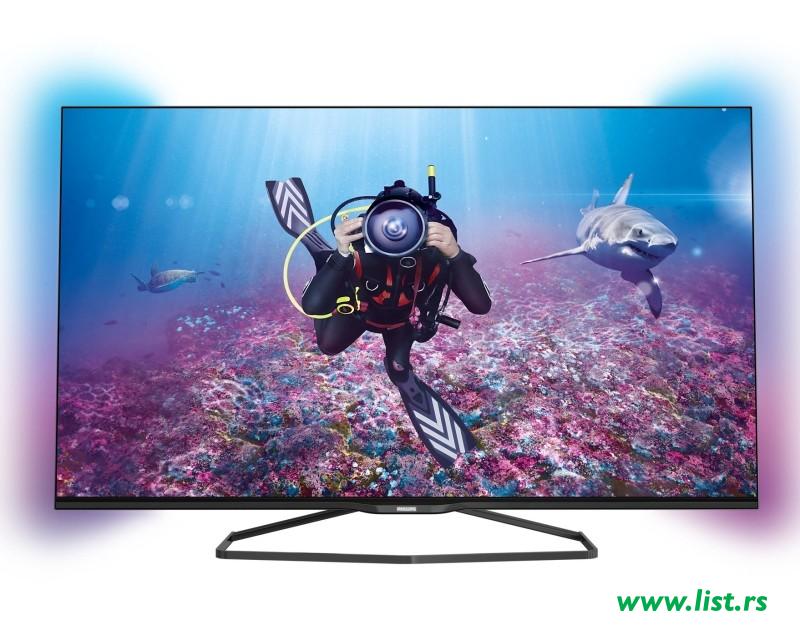 Philips 42 42pfs7189 12 Smart 3d Led Full Hd Ambilight Digital Lcd Tv Mnostvo Tehnologija I Sve To U Full Hd Philips Led Tv Furniture Of America