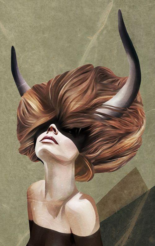 Untitled by Ruben Ireland, via Behance
