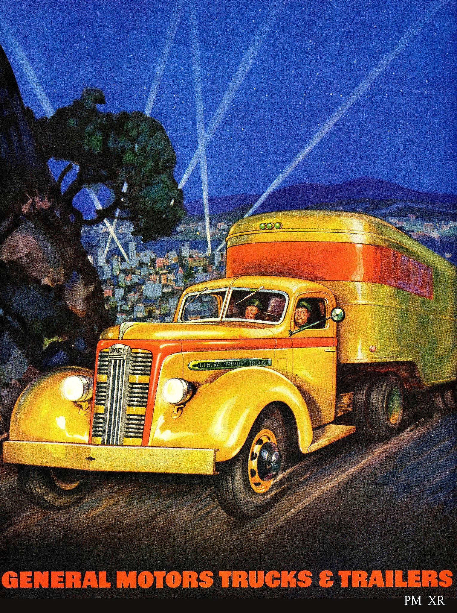 1938 ... big yellow truck! | Chevrolet