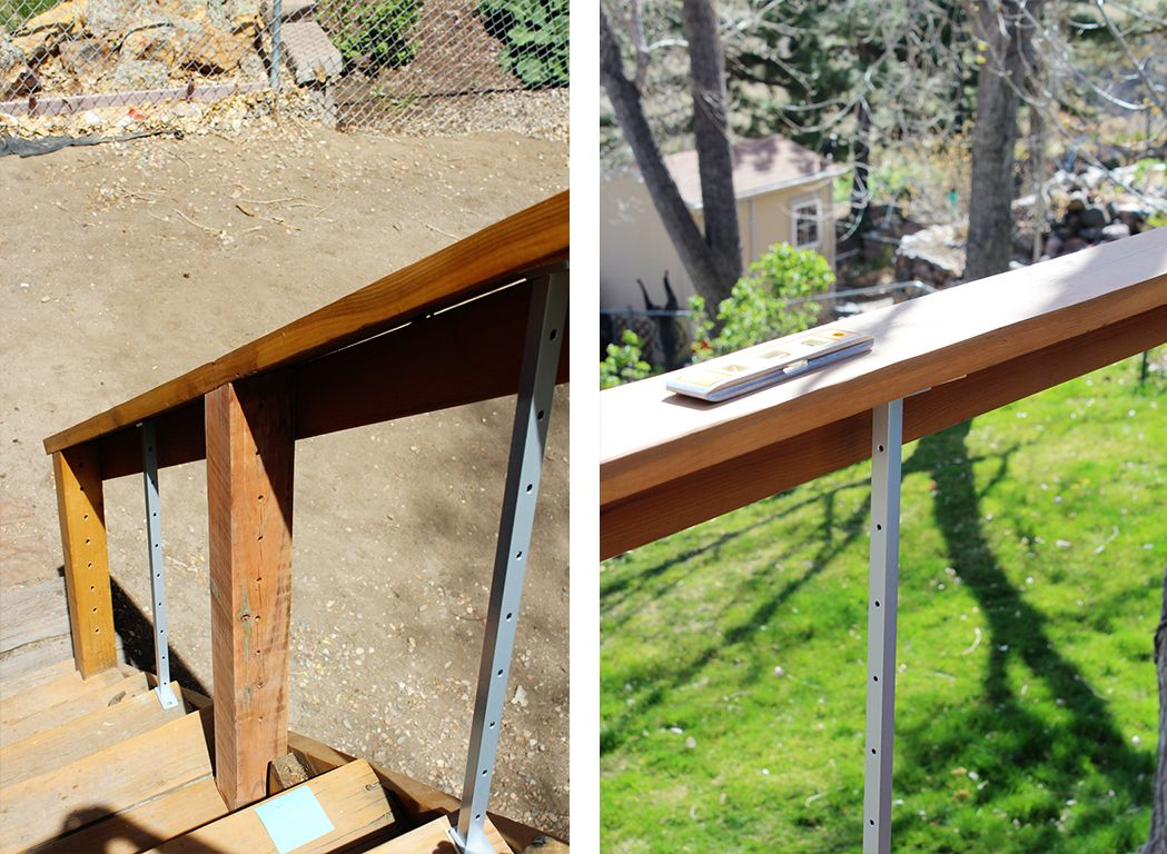 How To Install Diy Cable Rail Cable Railing Decking And Budgeting