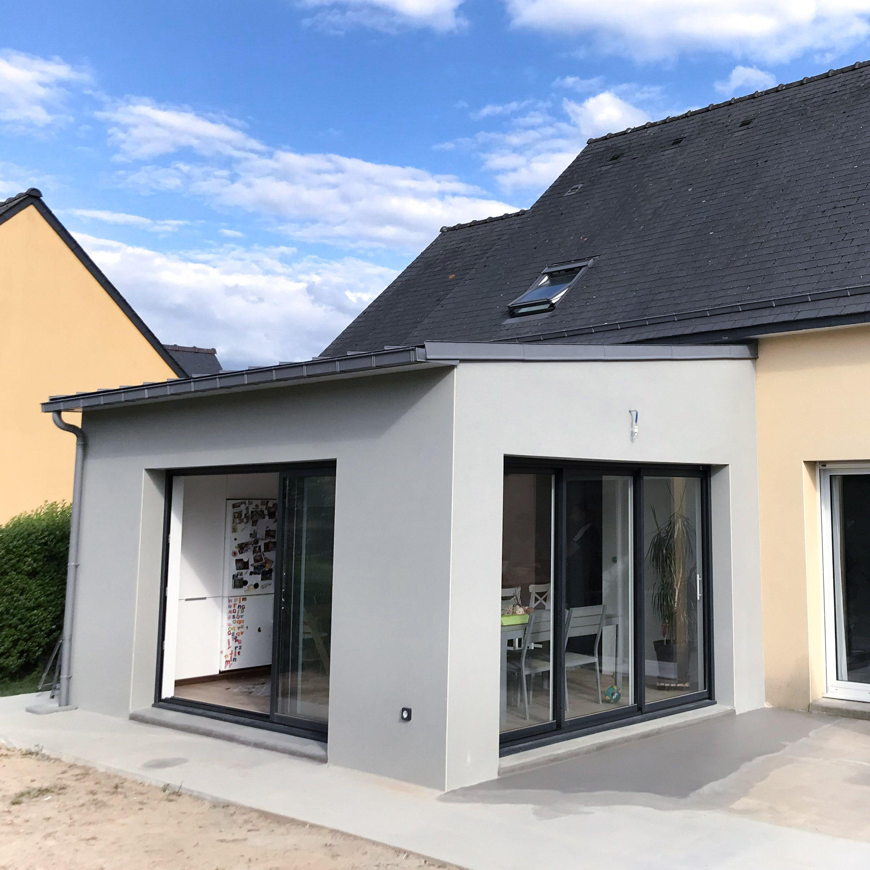 Devis Extension Maison  Cagnes-sur-Mer ▷ Agrandissement Bois, Acier, Parpaing