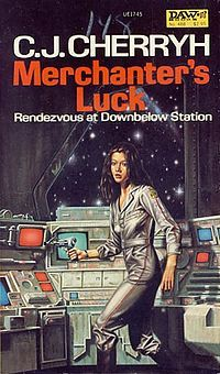 Merchanter's luck - C J Cherryh