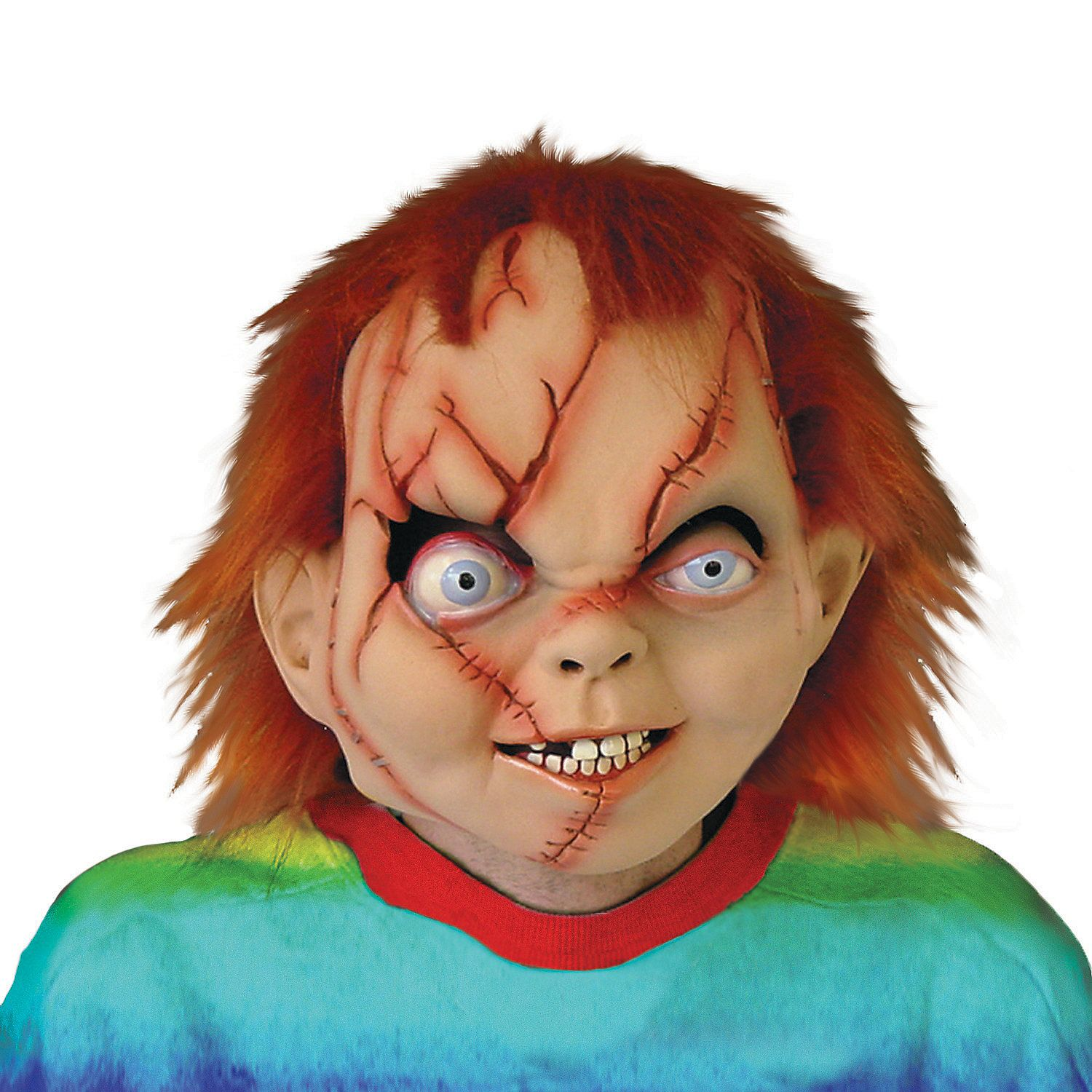 Adult's+Seed+of+Chucky+Mask+-+OrientalTrading.com