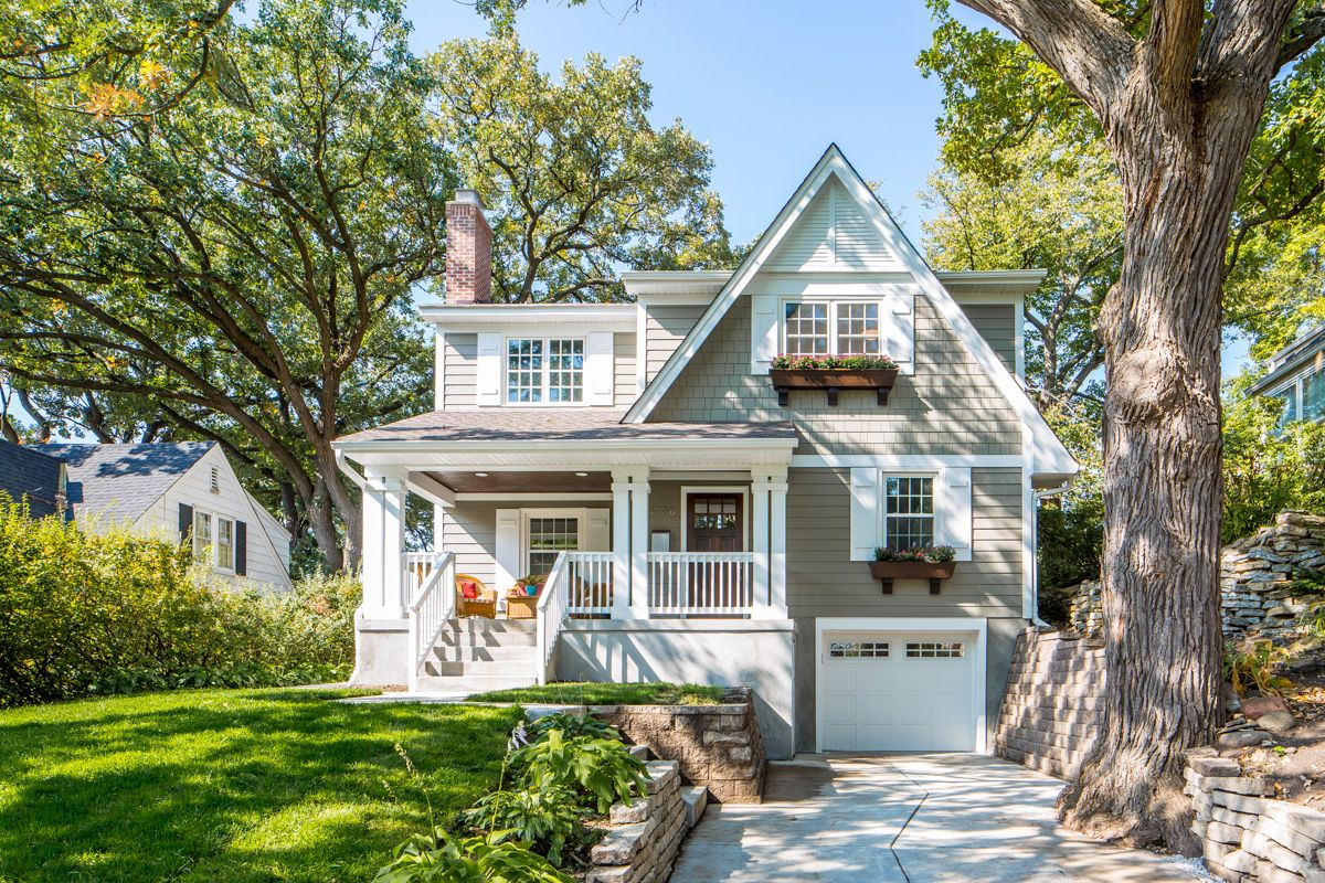 Charming cape cod style renovated home with beautiful curb for Cod home