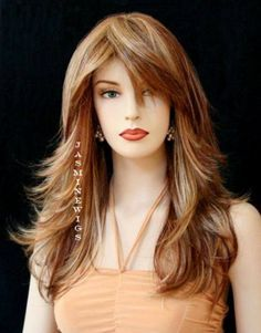 feathered layered haircuts - Google Search