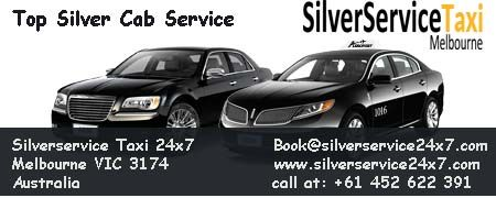 #TOP #SILVER #SERVICE #TAXI #Melbourne is located in the heart of Melbourne offering a comprehensive range of transport services 24 hours a day, 365 days a year. We cover a broad area within the Melbourne and suburbs. Bookings can be made by phone, website or e-mail. We aim to give confirmation of booking within 15 minutes.