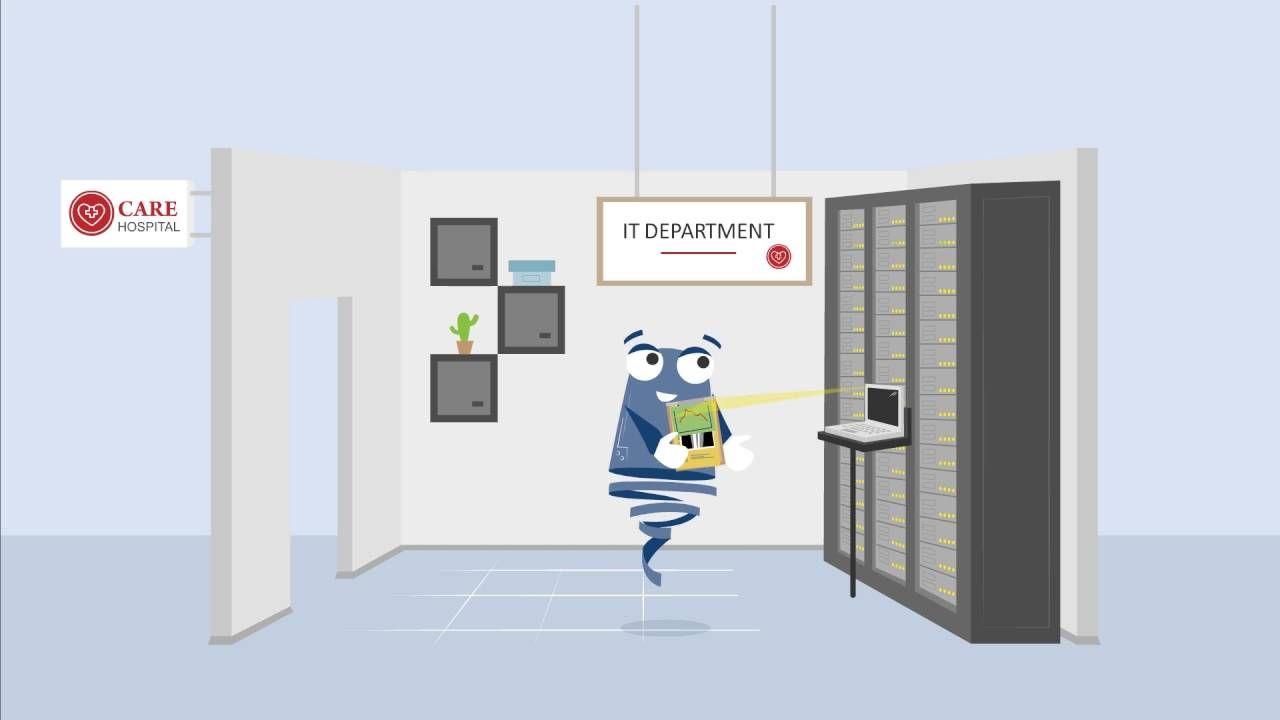 """Auch in der Medizin wird kontinuierlich aufgerüstet: So erleichtert zum Beispiel """"Dave"""" - der digitale Assistent - den Ärzten die Arbeit und erledigt zeitsparend Arbeitsschritte in einem Husch!  Unser Erklärvideo stell vor: """"Dave"""" - die digitale Krankenakte mit Charme und Charisma :-)  Mehr Erklärvideos von junge meister* gibt's jederzeit auf http://erklaerfilm.junge-meister.de/"""