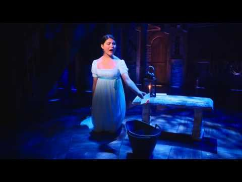 """Phillipa Soo plays Eliza Hamilton, here singing the emotional act 2 ballad """"Burn"""" after her husband has revealed the intimate details of his affair to the whole world in order to protect his political legacy."""