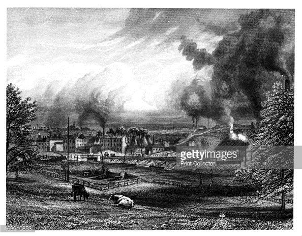 Pollution In The Industrial Revolution Google Search Pollution