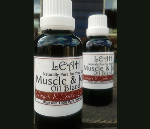 LEAH Muscle & Joint Oil Blend