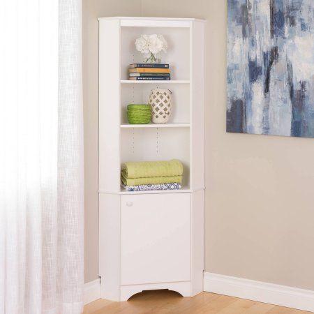 Home Corner Storage Corner Linen Cabinet Bedroom Furniture Redo
