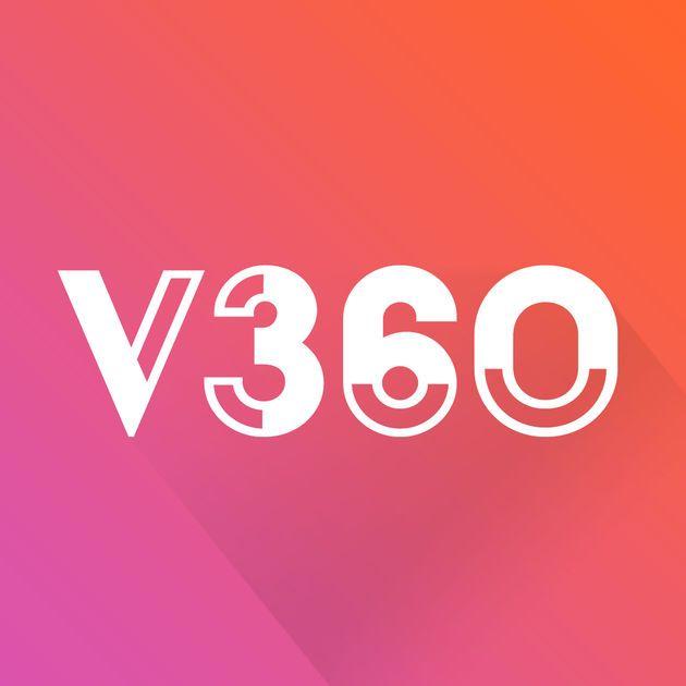 NEW iOS APP V360 360 video editor Avincel Group Inc