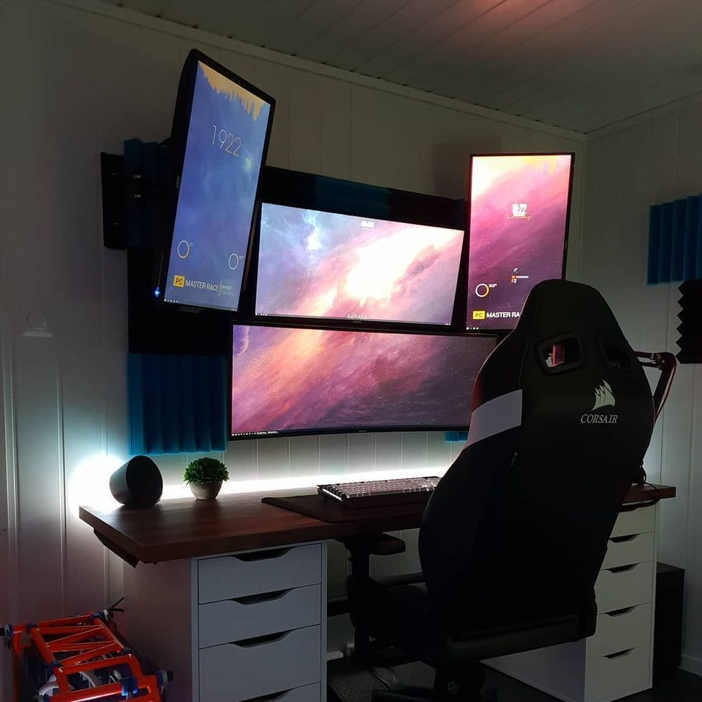 Decoomo Trends Home Decoration Ideas Gamer Room Game Room Decor Bedroom Design Diy