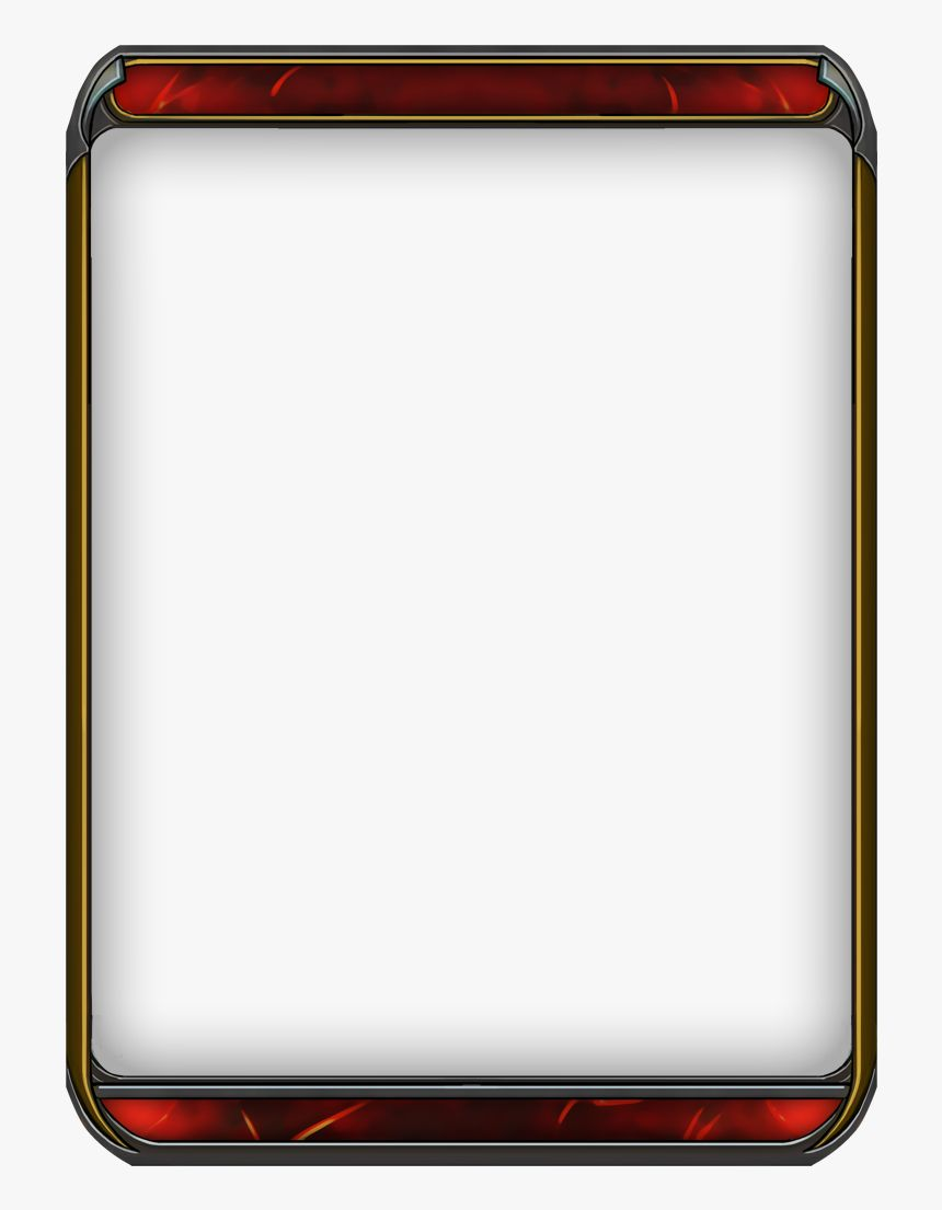 Free template blank trading card template large size for