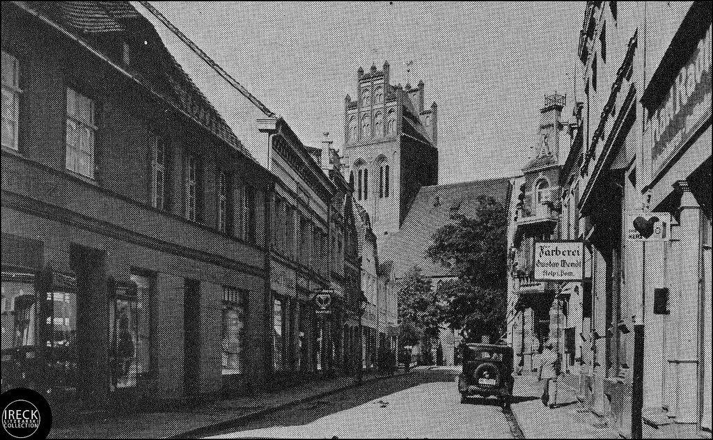 Lauenburg in Pommern, Kirsche St. Jakob