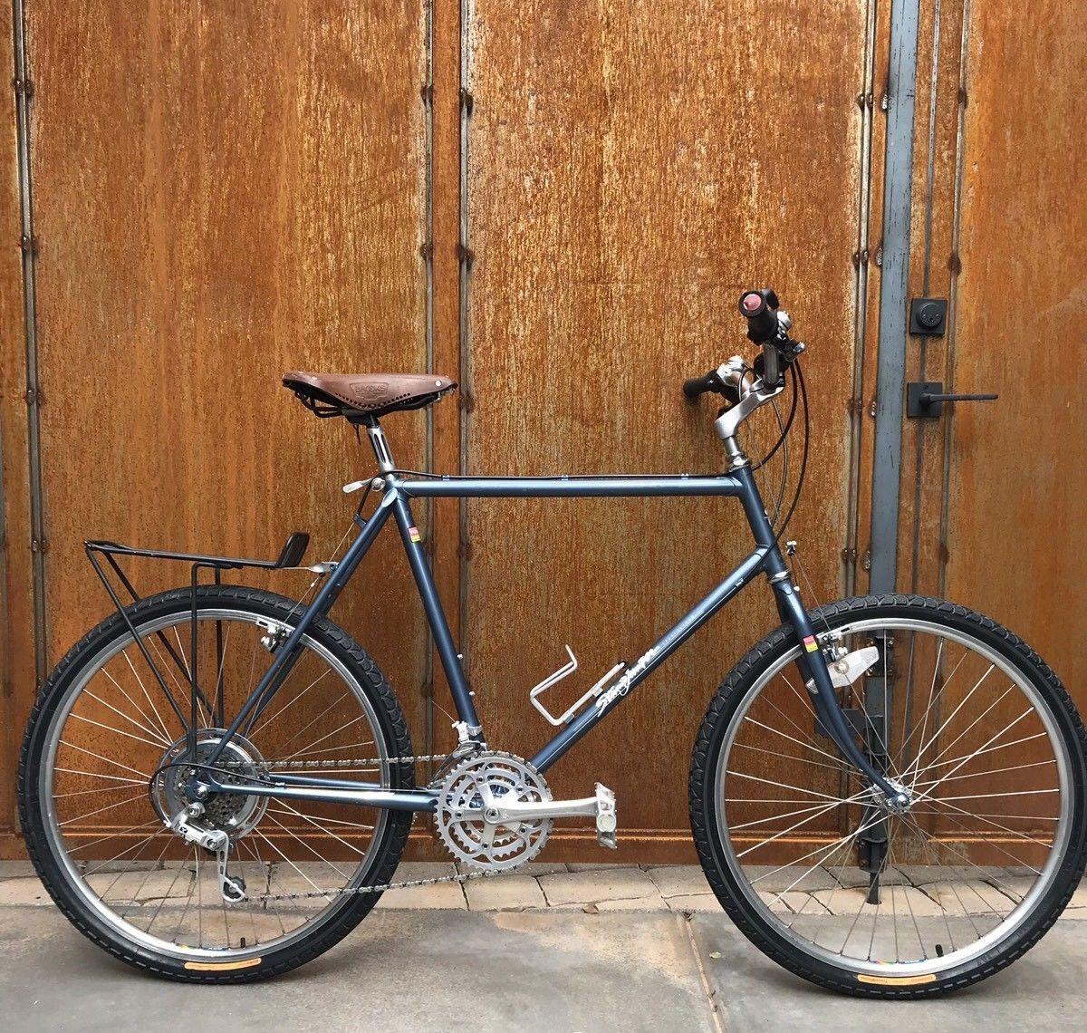 004c8eb8c86 Vintage 1985 Specialized Stumpjumper Mountain Bike, Shimano Deerhead | eBay